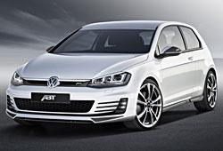 Abt Golf VII GTD - Frontansicht