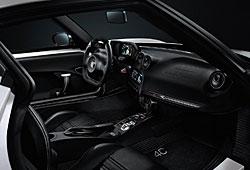 Alfa Romeo 4C Launch Control - Innenraum