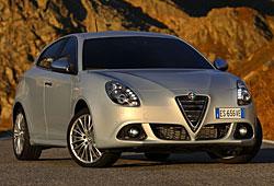 Alfa Romeo Giulietta - Modelljahr 2014 - Leichte Retuschen an der Front