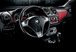 Alfa Romeo Mito Innenraum