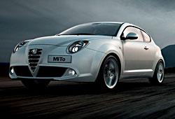 Alfa Romeo Mito Frontansicht