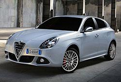 Alfa Romeo Giulietta - Modelljahr 2014