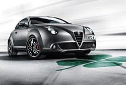 Alfa Romeo Mito Quadrifoglio Verde TCT