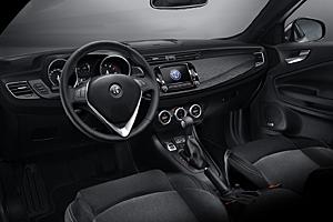 Alfa Romeo Giulietta - Innenraum