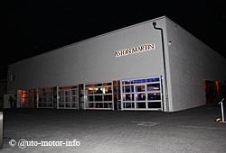 Aston Martin in Filderstadt