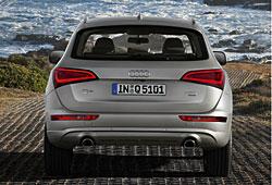Audi Q5 Heckansicht