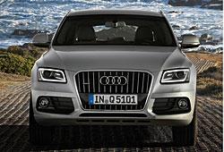 Audi Q5 Frontalansicht