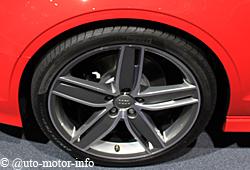 Audi A3 Cabriolet - Sicken am Radlauf