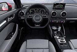 Audi A3 e-tron - Cockpit