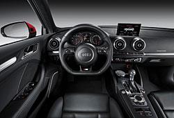 Audi A3 Sportback Cokcpit S-Line