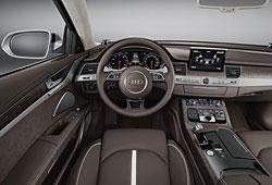Audi A8 - Innenraum