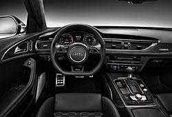 Audi RS6 Avant Cockpit