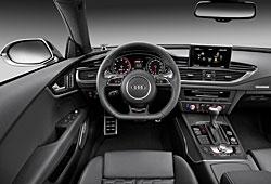 Audi RS7 Sportback Innenraum