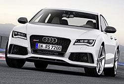 Audi RS7 Frontansicht