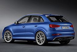 Audi RS Q3 - Heckansicht
