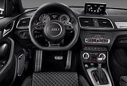Audi RS Q3 - Cockpit