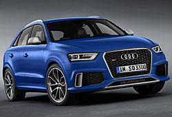 Audi RS Q3 Frontansicht