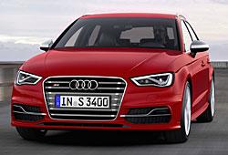 Audi S3 Sportback Frontansicht