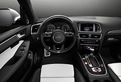 Audi SQ5 US-Modell - Cockpit