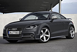 Audi TTS Competition - Coupé