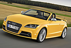 Audi TTS Competition - Roadster