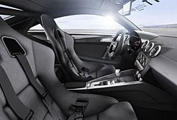 Audi TT ultra quattro concept - Innenraum