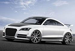 Audi TT ultra quattro concept - Frontansicht