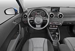Audi A1 - Interieur
