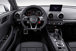 Audi A3 Clubsport Quattro Concept - Cockpit