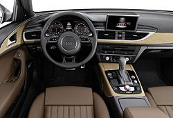 Audi A6 - Cockpit