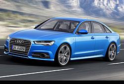 Audi A6 Limousine -Frontansicht