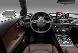 Audi Connect-Service: Kartenupdates online