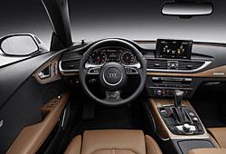 Audi A7 Sportback - Innenraum