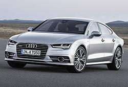 Audi A7 Sportback - Frontansicht
