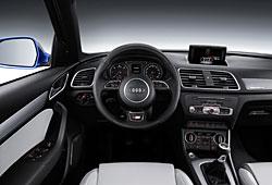 Audi Q3 - Cockpit