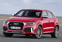 Audi RS Q3 - Frontansicht