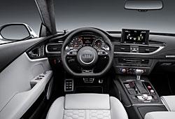 Audi RS7 Sportback - Interieur