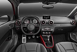 Audi S1 - Innenraumansicht