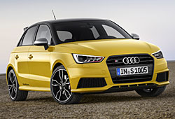 Audi S1 - Frontansicht