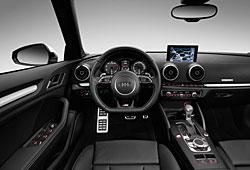 Audi S3 Cabriolet - Cockpit