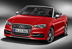 Audi S3 Cabriolet - Frontansicht