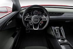 Audi Sport Quattro Laserlight Concept - Interieur