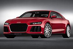 Audi Sport Quattro Laserlight Concept - Frontansicht