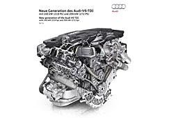 Audi 3.0 TDI neue Generation