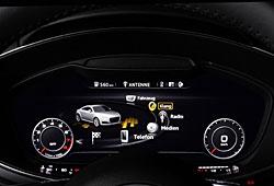 Audi TT - Symphoria-Technologie