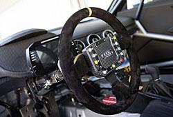 Audi TT Cup - Cockpit