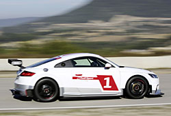 Audi Sport TT Cup - Neue Rennserie ab 2015