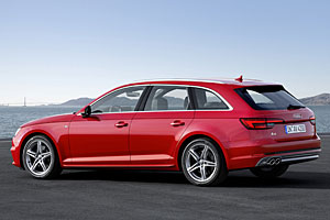 Audi A4 Avant 3.0 TDI quattro - Seite