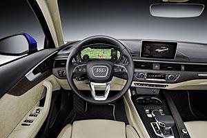Audi A4 - Cockpit