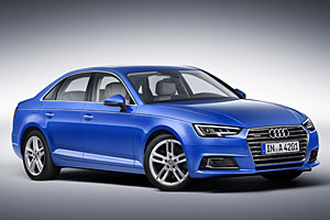 Audi A4 2.0 TFSI quattro - Front